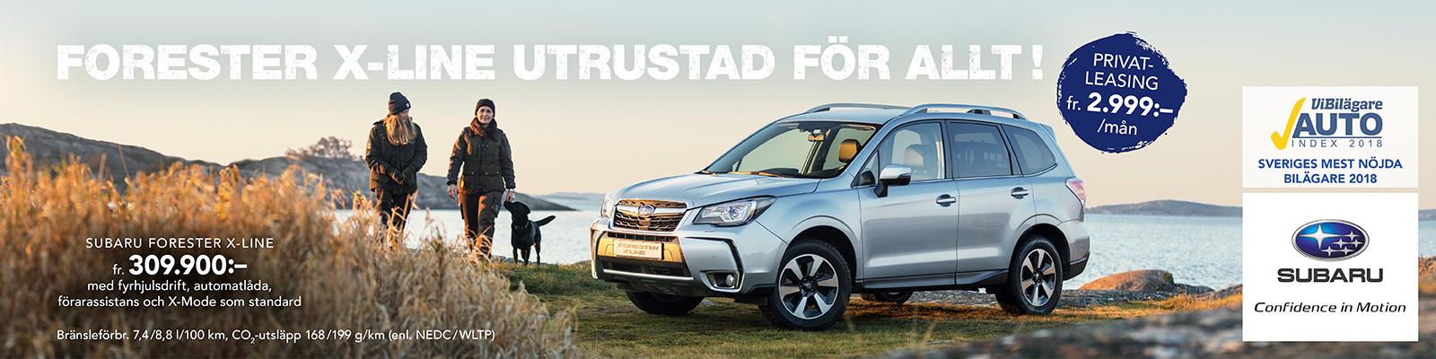 Subaru_ForesterX-Line_PL2999kr_1600x400
