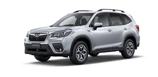 Forester Ice silver